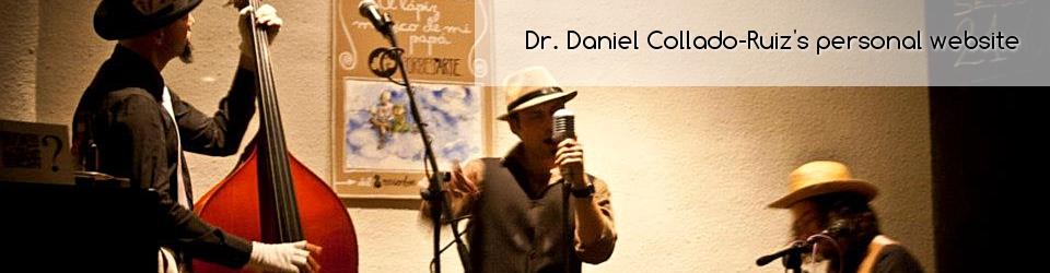 Dr. Daniel Collado-Ruiz