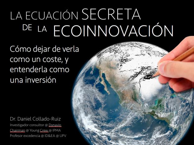 The 'secret' equation of ecoinnovation