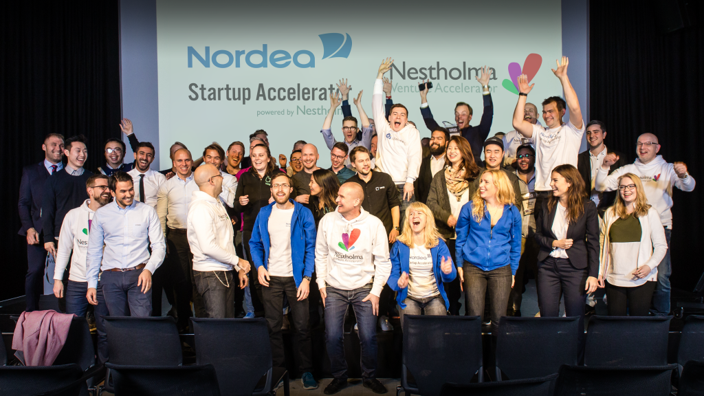 Picture of Demo Day with Nordea